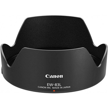 Canon EW-83L Lens Hood Fits Canon EF 24-70mm f/4L IS USM Lens