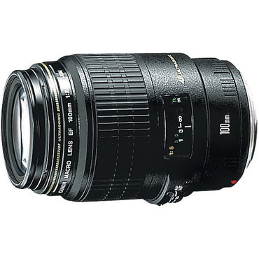EF 100mm f/2.8 USM Macro Lens