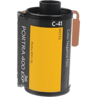 Kodak 35mm Portra 400 36 Exp (Color)