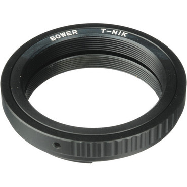 Bower T-Mount to Nikon F Mount Adapter
