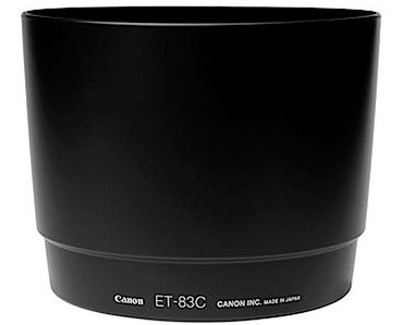 ET-83C Lens Hood For 100-400Mm