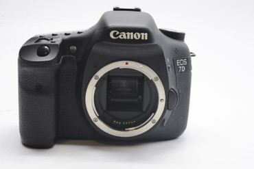 Pre-Owned - Canon EOS 7D Body