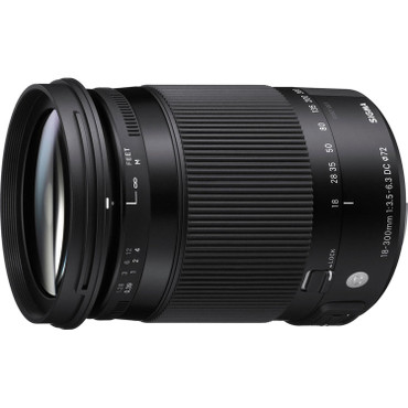 Sigma 18-300mm F3.5-6.3 DC Macro OS HSM (C) for Nikon (DX)