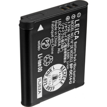 BP-DC14-U Battery (3.7V, 950mAh) for Leica C