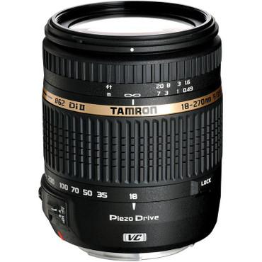 Tamron AF18-270Mm F/3.5-6.3 Di II VC PZD AF F/Nikon