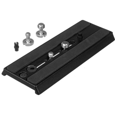 Manfrotto 357PLV Quick Release Plate for Video