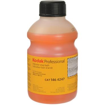 Kodak Indicator Stop Bath (Liquid) for B&W Film & Paper (Makes 8 Gal)