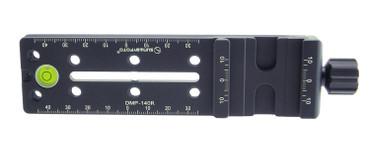 SUNWAYFOTO DMP-140R MP 140mm Rail Nodal Slide Arca & RRS Compatible Clamp Sunway