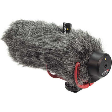 Rode Microphones DeadCat GO Artificial Fur Wind Shield for the VideoMic GO