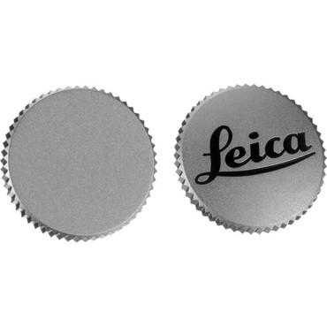 """Leica Soft Release Button for M-System Cameras (Chrome, 0.5"""")"""