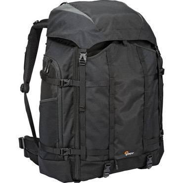 Lowepro Pro Trekker 650 AW Camera and Laptop Backpack Bag - Black