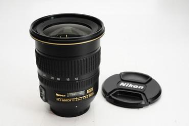 Pre-Owned - Nikon  12-24Mm F4 G AF-S DX  IF-ED