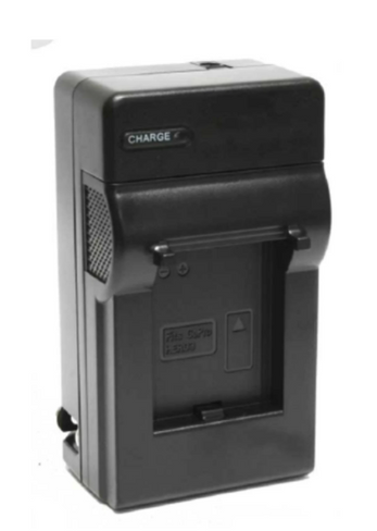 Bower charger for Canon LP-E5