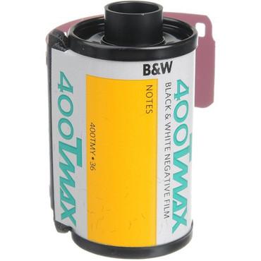 T-MAX 400 35mm Film 36 Exp. (B&W)
