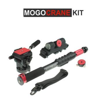 MoGoPod kit S (MogoPod size S + MCR-1+ fluid head+quick release adapter)