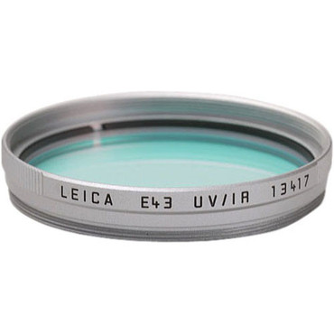 E43mm UV/IR SILVER