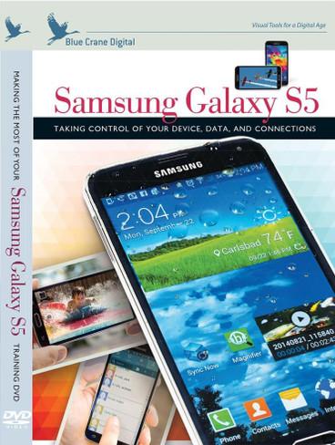 Blue Crane Digital Samsung Galaxy 5 Taking Control Of Your Device