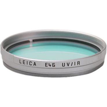 E46mm UV/IR SILVER