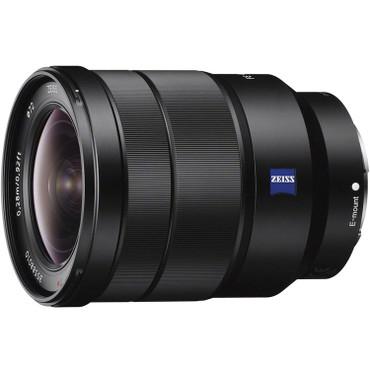 Sony FE 16-35mm f/4 ZA OSS Vario-Tessar T* Lens