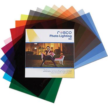"""Rosco 12x12"""" Photo Lighting Filter Kit"""