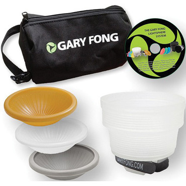 Gary Fong LightSphere Wedding & Event Lighting Kit
