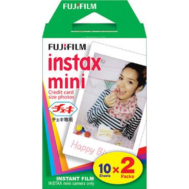 Fujifilm Instax Mini 10 Sheet x2 pack