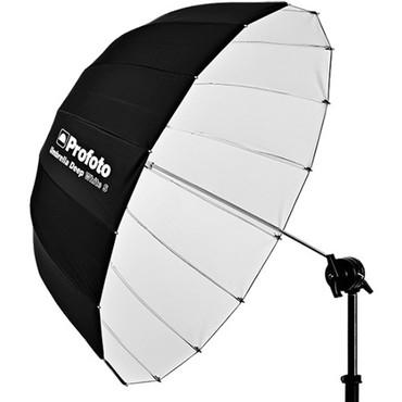 "Profoto Deep and Parabolic 41"" Umbrella, Medium, White"