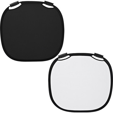 "Profoto 31.49"" / 80cm Medium Collapsible Reflector, Black/White"