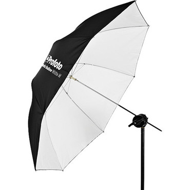 """Profoto 100974 Shallow White Umbrella - Medium - 41"""""""