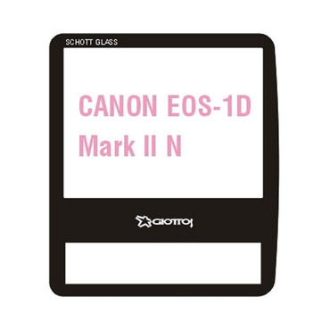 Giottos - Screen Protect Glass for Canon EOS-1D II N