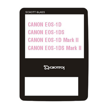 Pro Optical Glass Screen Protector F/Canon 1D