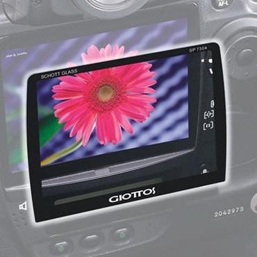 Giottos/Aegis SP8322 Shott Glass Screen Protector for Nikon D4