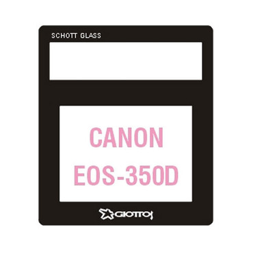 Screen Protect For Canon 350D