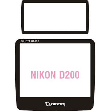 Screen Protect For Nikon D200