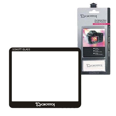 Giottos - PRO OPTICAL GLASS SCREEN PROTECTOR FOR C