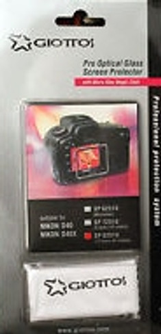 Optical Glass Screen Protector F/Nikon D40/40X/60