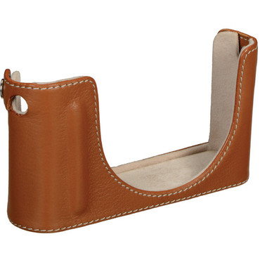 Leica Protector Case for the D-LUX (Typ 109) Digital Camera (Leather/Cognac)