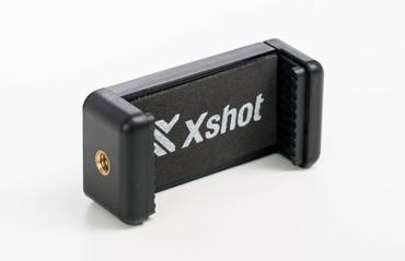 XShot XShot Mobile Phone Holder - Mount - Retail Packaging - black