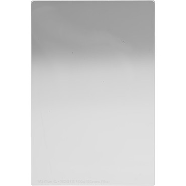 Vu Filters 100 x 150mm Sion Q 1-Stop Soft-Edge Graduated Neutral Density Filter