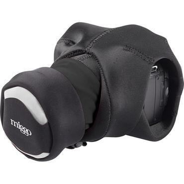 miggo Grip and Wrap for DSLR Cameras (Black)