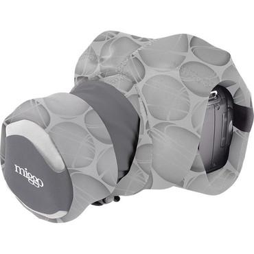 miggo Grip and Wrap for DSLR Cameras (Pebble Road)
