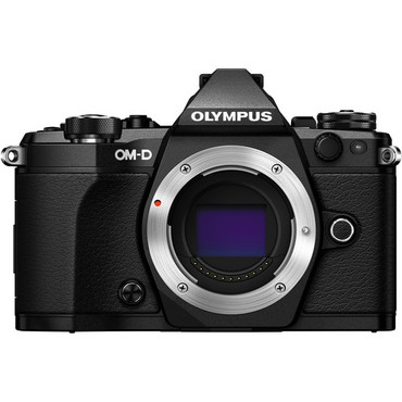Olympus OM-D E-M5 Mark II (Body, Black)