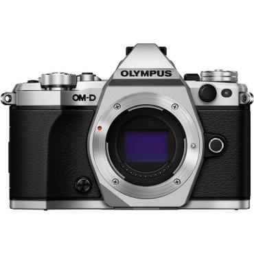 Olympus OM-D E-M5 Mark II (Body, Silver)