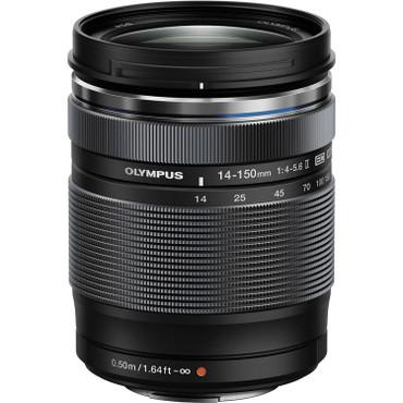 Olympus 14-150mm f/4-5.6 II M.Zuiko ED Lens