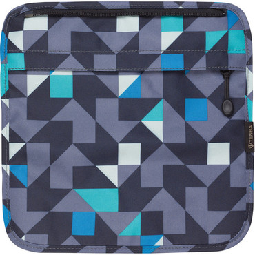 Tenba Switch Cover 7 (Blue and Gray Geometric)