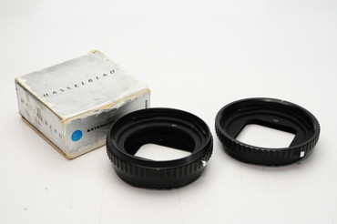 Pre-Owned - Hasselblad Extension Tube 10 and 21mm and 55  for 500 series