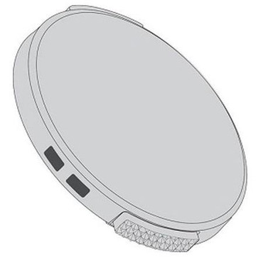 Panasonic SXQ0155 Lens Cap For Black Lumix DMC-LX100