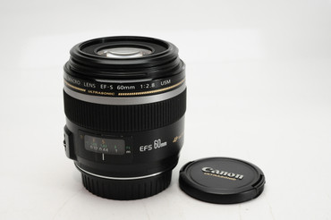 Pre-Owned - Canon EF-S 60mm F2.8 MACRO USM