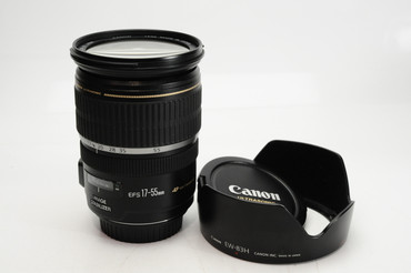 Pre-Owned - Canon EF-S 17-55Mm F2.8 IS USM