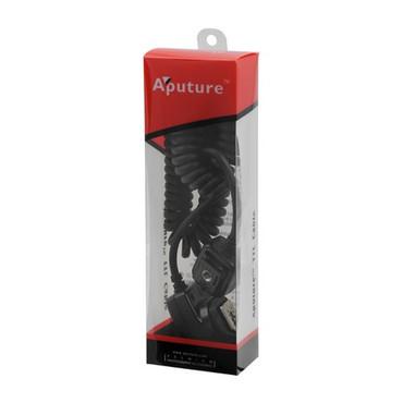 Aputure Pro-Grade E-TTL / E-TTL II Off-Camera Hot-Shoe Flash Sync Cable for Canon